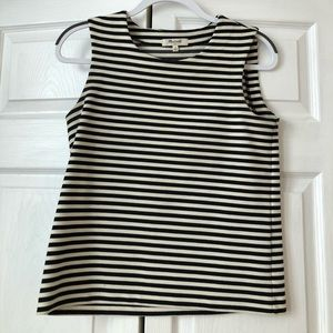 Madewell striped cocoon top S